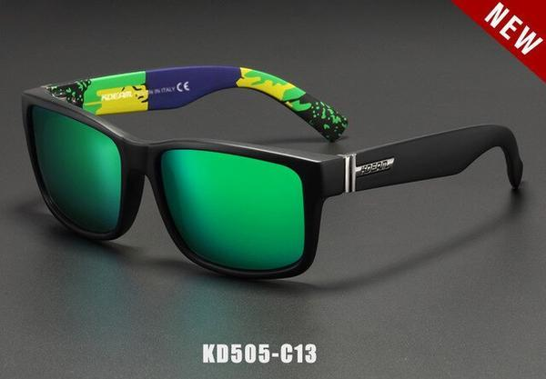 Shockingly Colors Outdoor Sport  Polarized Men & Women Sunglasses