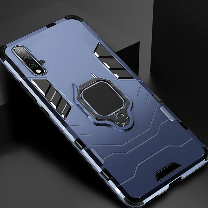 Shockproof Cool Armor Full Protection Mobile Phone Case for HUWEI