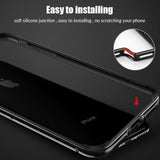 Luxury Metal Bumper Case for iPhone