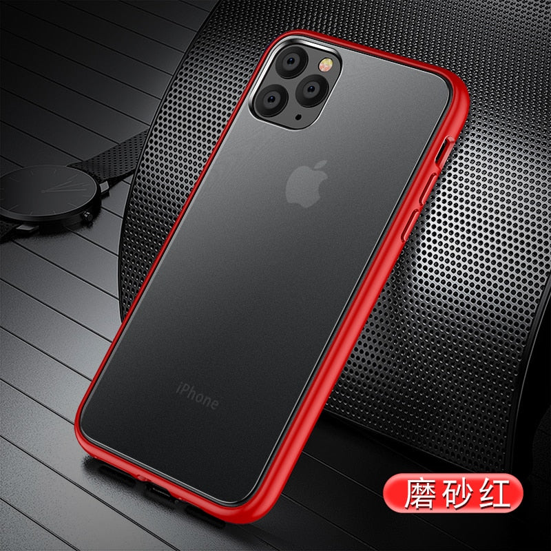 Luxury Scrub Case for iPhone