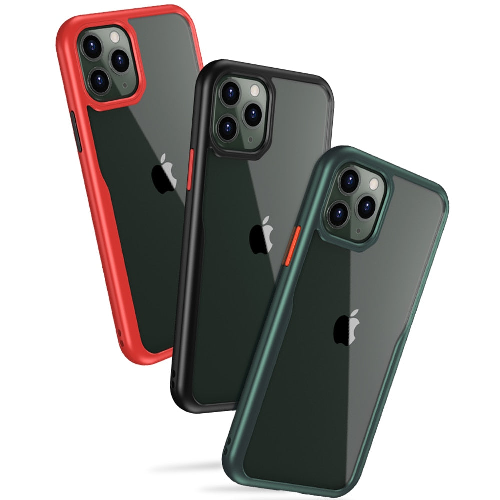 Luxury Shockproof Case for iPhone11