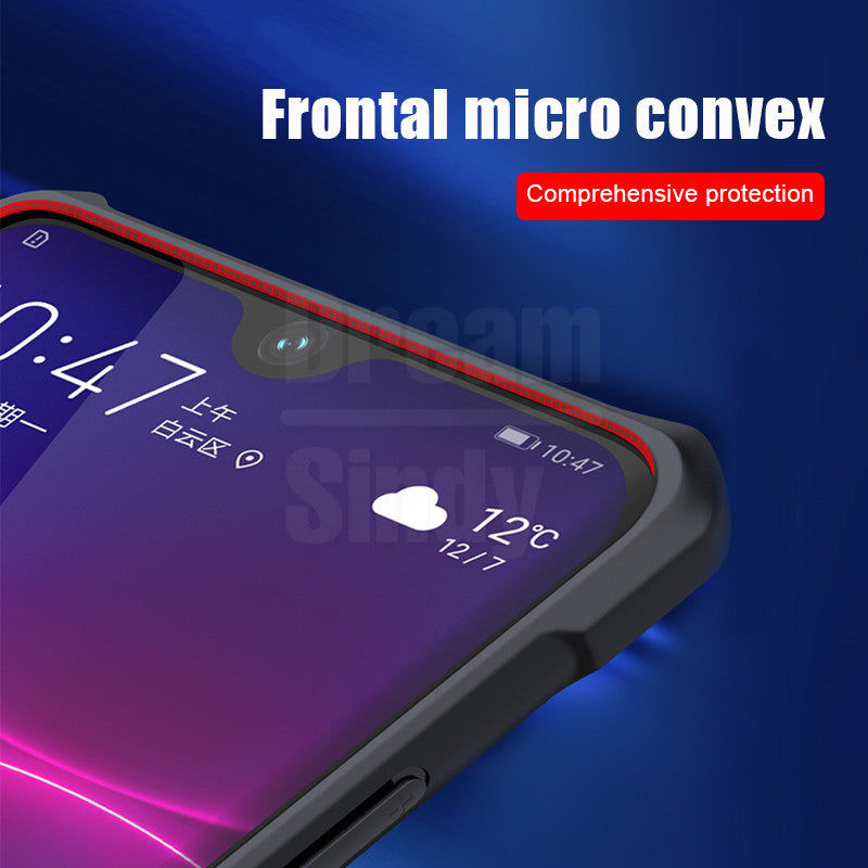 Luxury Shockproof Soft TPU Bumper Case For Huawei
