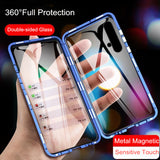 Double-Sided Magnetic Case for Huawei