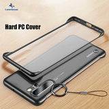 Frameless Slim Clear Phone Case for Huawei