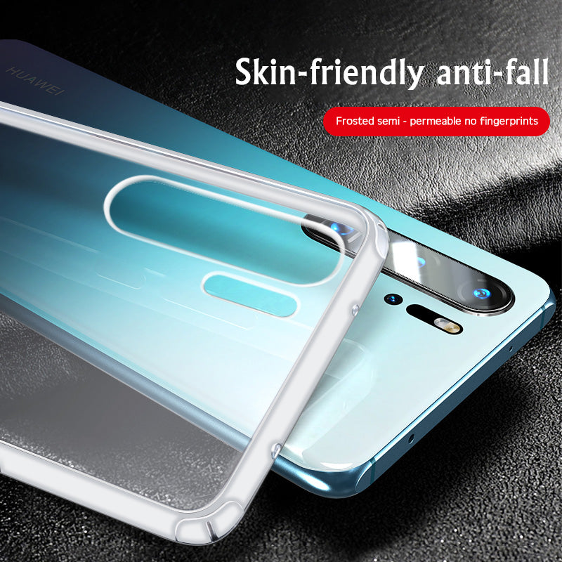 Luxury Shockproof Anti-knock Armor Case For Huawei