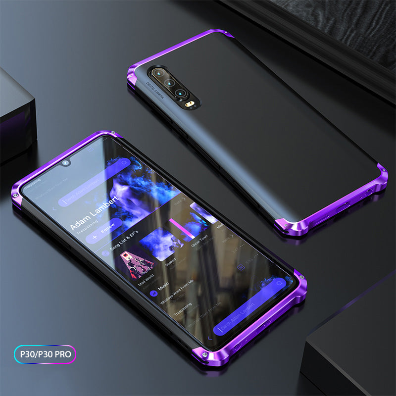 Shockproof Armor Case For Huawei