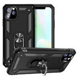 Ring Holder Armor Phone Case For iPhone