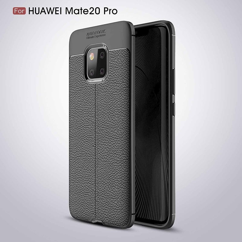 Shockproof Leather Case for Huawei
