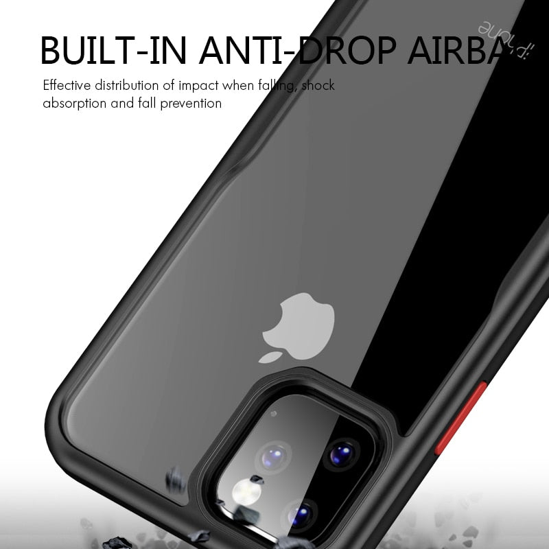 Military Shockproof Mate Phone Case for iPhone
