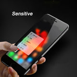 Tempered Protective Glass Screen/Camera Protector for iPhone