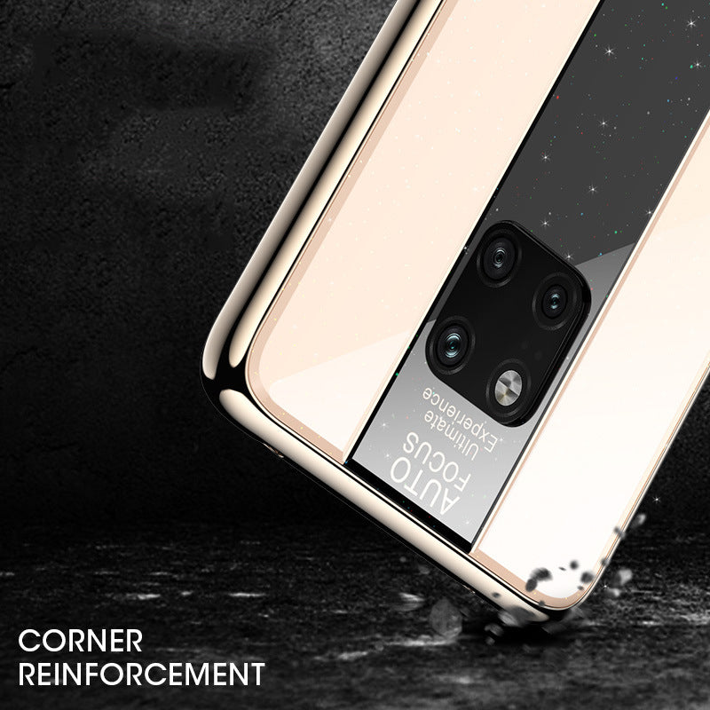 Luxury Hard PC Plexiglass Protective Case For Huawei
