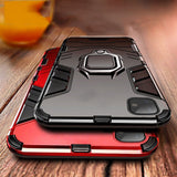 Shockproof Finger Ring Holder Case For iPhone
