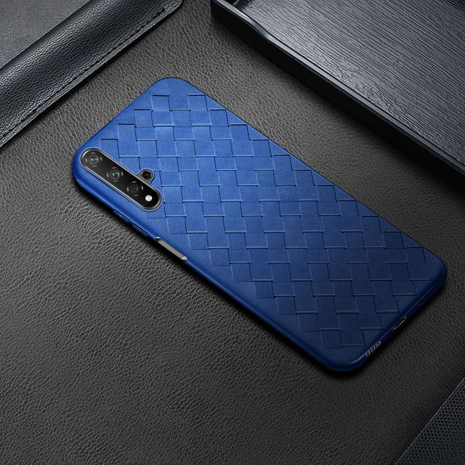 Silicone Matte Back Cover Cases for Huawei Honor 20