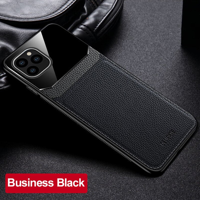 Luxury Leather Phone Case for IPhone 11 Pro MAX / 11 Pro /11