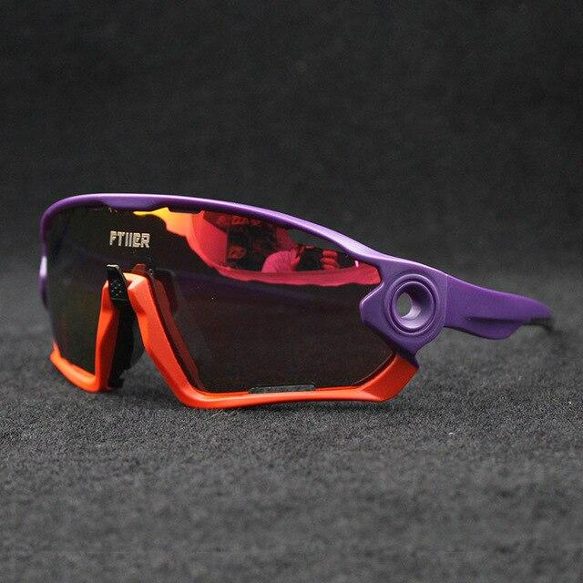 Windproof Cycling Riding Driving Ultralight  Sports Polarized Sunglasses