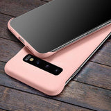Matte Frameless Phone Case For Samsung