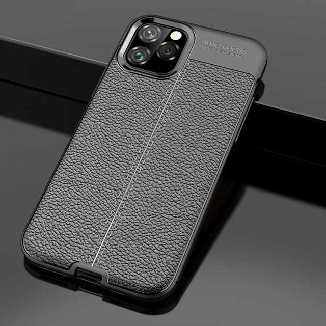 Luxury Silicon Bumper Phone Case on For Iphone