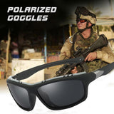 Top Army Goggles Sports Driving Mens Polarized Sunglasses(BUY 2PCS TO GET 10% OFF)