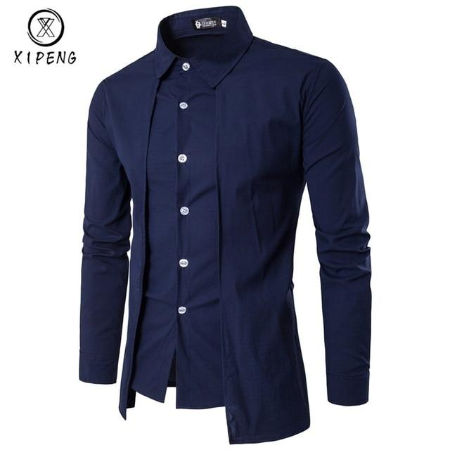 Stylish Casual Slim Fit Men's Shirts