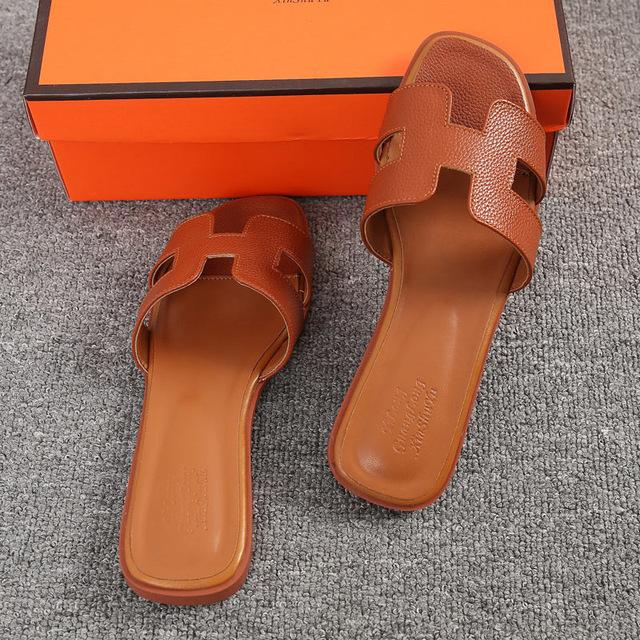 2019 New Women Slides Outdoor Slippers