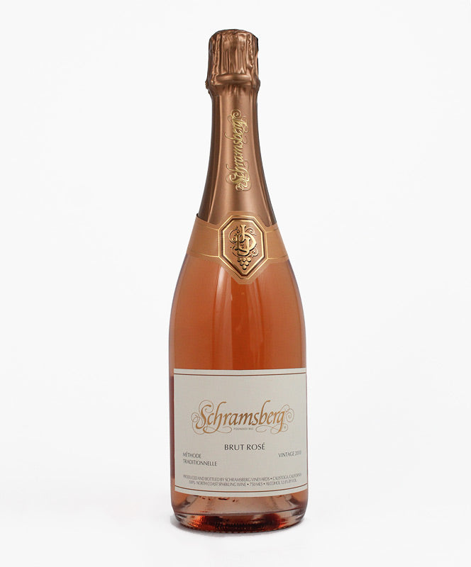 Schramsberg Vineyards, Brut Rose Sparkling, North Coast, 750ml