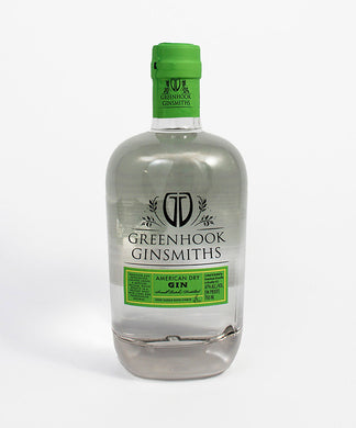 Greenhook Ginsmiths, American Dry Gin, Brooklyn, New York, 750ml
