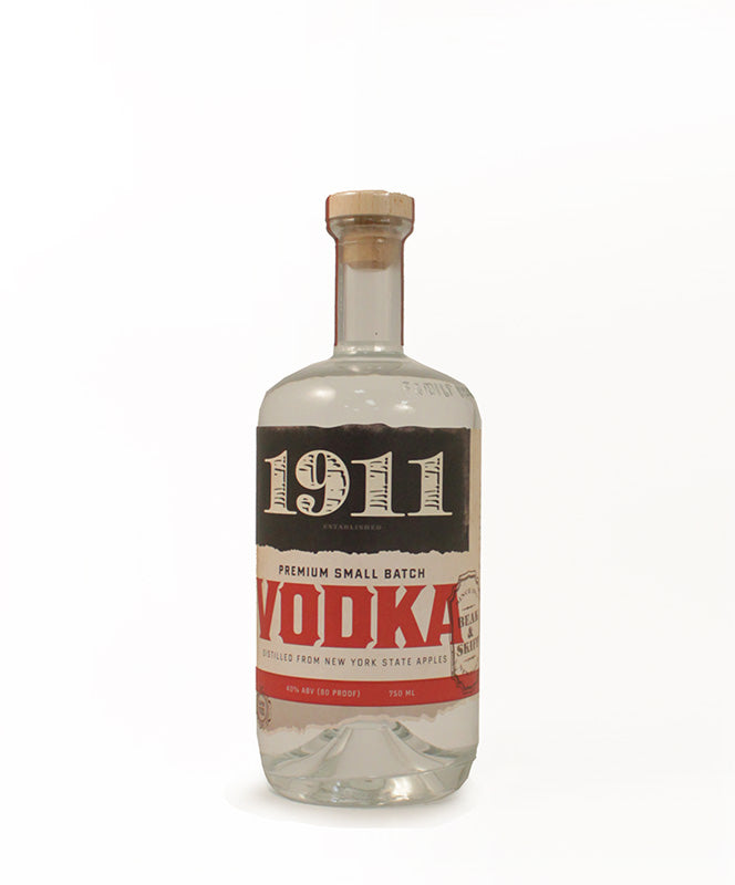 1911, Small Batch Vodka, New York, 750ml