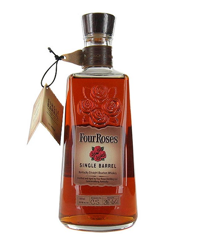 Four Roses, Single Barrel Bourbon, Kentucky, 750ml