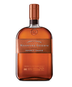 Woodford Reserve, Double Oaked Bourbon, Kentucky, 750ml