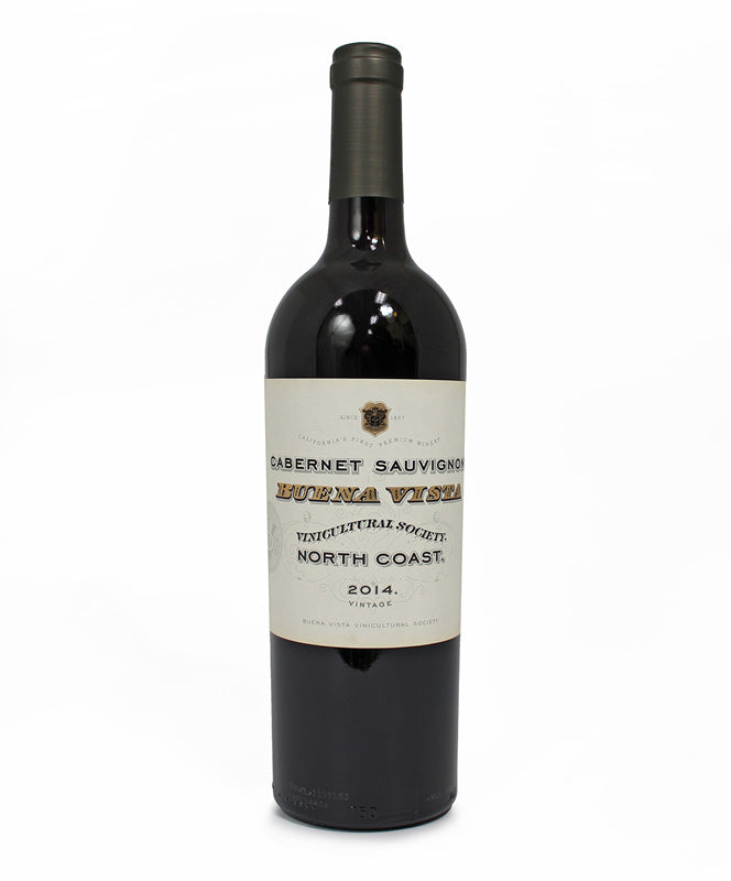 Buena Vista, Cabernet Sauvignon, North Coast, 750ml