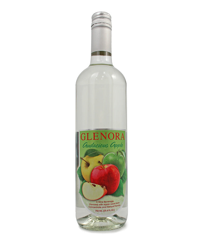 Glenora Cellars, Audacious Apple, Seneca Lake, 750ml