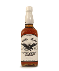 Jesse James, America's Outlaw Bourbon Whiskey, 750ml