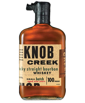 Knob Creek, Bourbon, 100 proof, Kentucky, 750ml