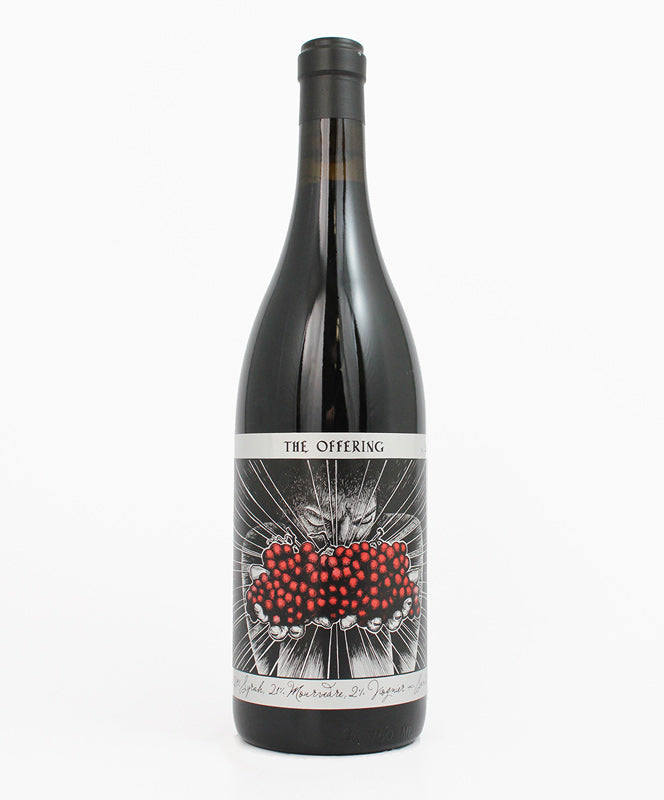 Sans Liege, The Offering, Red Blend, Santa Barbara, 750ml