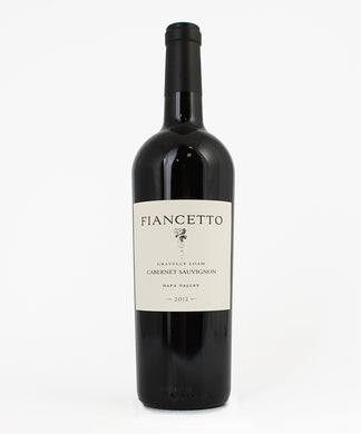 Fiancetto, Cabernet Sauvignon, Gravelly Loam, Napa Valley 750ml