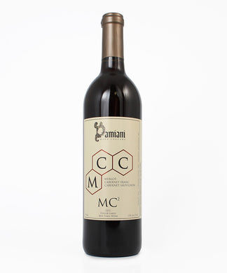 Damiani Wine Cellars, MC2, Seneca Lake, 750ml