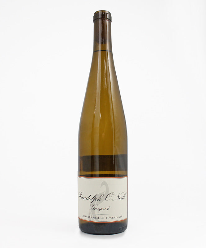Randolph O'Neill Vineyards, Dry Riesling, Cayuga Lake, 750ml