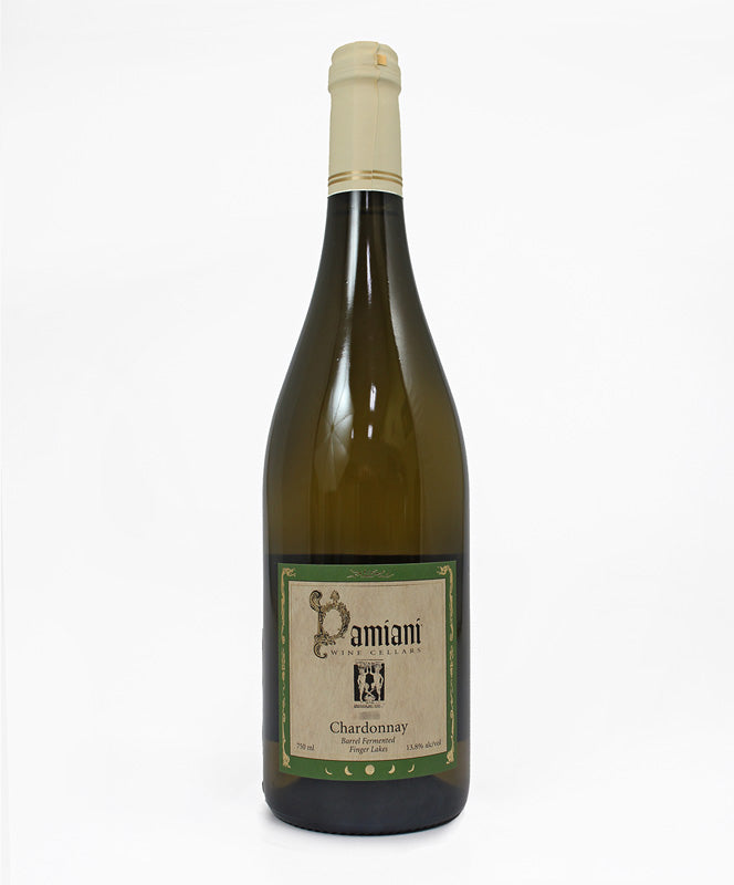 Damiani Wine Cellars, Chardonnay, Seneca Lake, 750ml