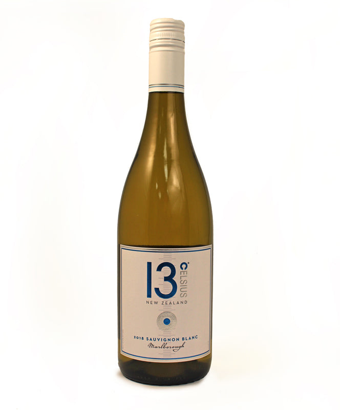 13 Celsius, Sauvignon Blanc, Marlborough, 750ml