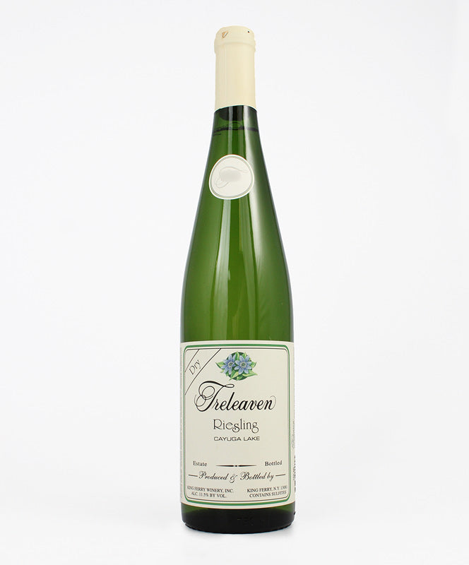 Treleaven, Dry Riesling, Cayuga Lake, 750ml