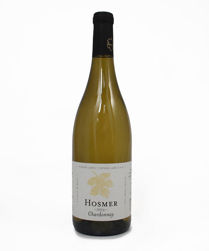 Hosmer Winery, Chardonnay, Cayuga Lake, 750ml