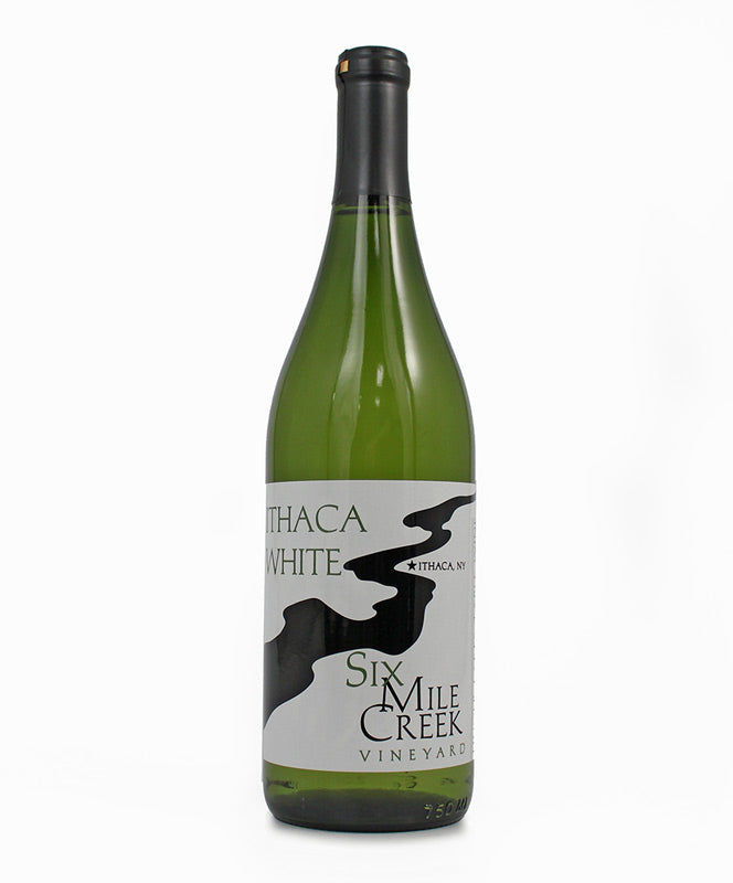 SIX MILE CREEK WINERY ITHACA WHITE 750ML