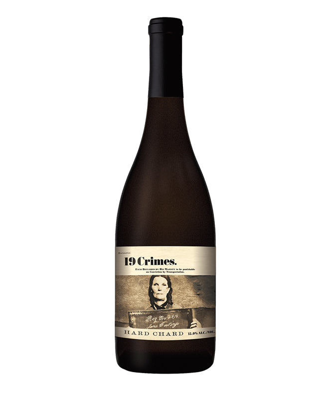 19 Crimes Chardonnay, South Eastern Australia, 750ml