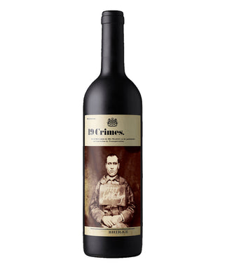 19 Crimes Shiraz, Australia, 750ml