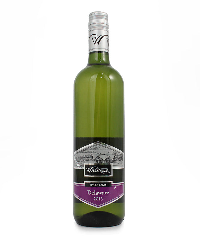 Wagner Vineyards, Delaware, Seneca Lake, 750ml
