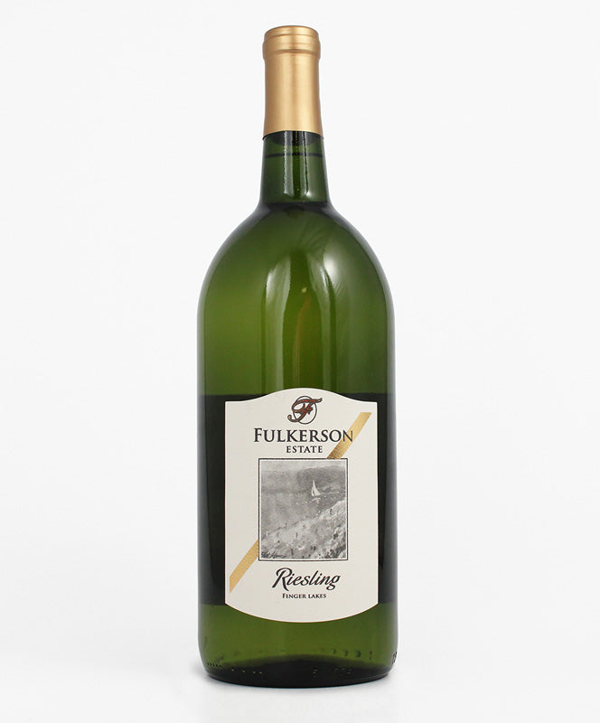 Fulkerson Winery, Riesling, Seneca Lake, 1.5L