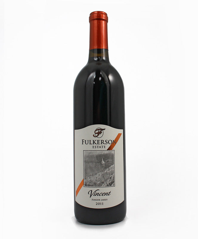 Fulkerson Winery, Vincent, Seneca Lake, 750ml