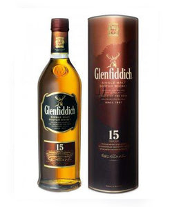 Glenfiddich, Solera 15 Years Old, Highland, 750ml