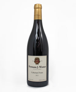 Hermann J. Wiemer, Cabernet Franc, Seneca Lake, 750ml