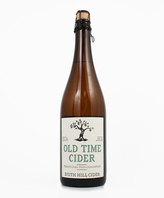 South Hill Cider, Old Time Cider, Cayuga Lake, 750ml